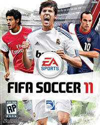 FIFA Soccer 11 Game Poster