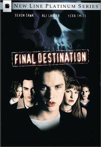 Final Destination (2000) Poster