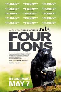 Four Lions (2010) Movie Poster
