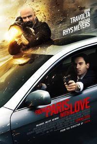 From Paris with Love (2010) Movie Poster