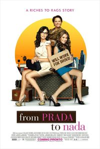 From Prada to Nada (2011) Trejler Movie Poster
