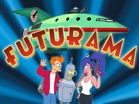 Futurama Series Poster