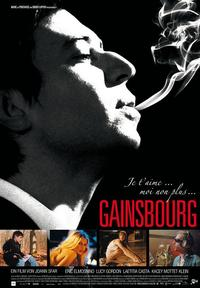 Gainsbourg (2010) Movie Poster