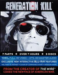 Generation Kill (2008) series poster