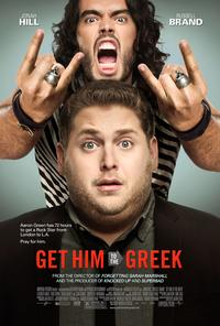 Get Him to the Greek (2009) Movie Poster