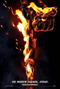 Ghost Rider: Spirit of Vengeance (2012) Trejler Movie Poster
