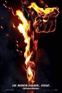 Ghost Rider: Spirit of Vengeance (2012) Trejler