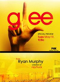 Glee Series Poster