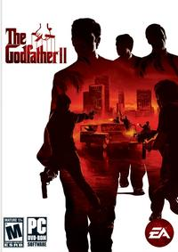 Godfather II Game Poster