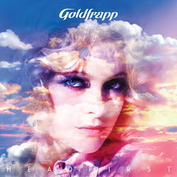 Goldfrapp Head First 2010 album cover