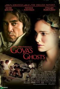 Goya's Ghosts (2006) Movie Poster