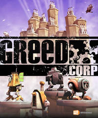 Greed Corp Poster