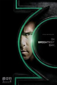 Green Lantern (2011) Trejler Movie Poster