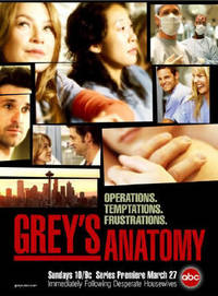 Grey's Anatomy – Sezona 1 (2005)