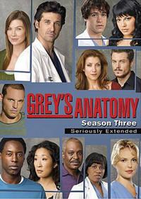 Grey's Anatomy – Sezona 3 (2006)