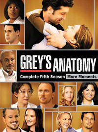 Grey's Anatomy – Sezona 5 (2008)