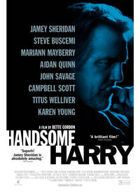 Handsome Harry Poster