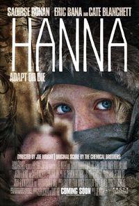 Hanna (2011) Poster