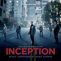 Hans Zimmer - Inception OST Album Cover