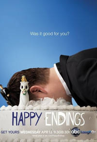 Happy Endings - Sezona 1 Poster