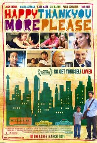 Happythankyoumoreplease (2010) Poster