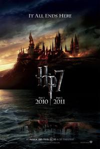 Harry Potter and the Deathly Hallows (2010) Trejler Movie Poster