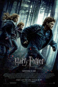 Harry Potter And The Deathly Hallows Part 1 (2010) Poster