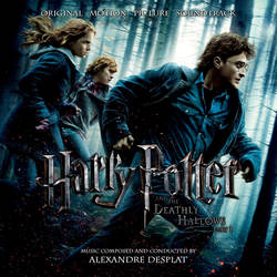Harry Potter And The Deathly Hallows: Part 1 OST Album Cover