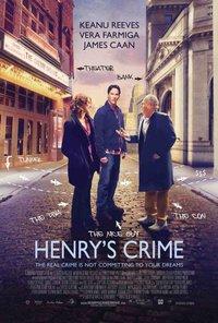 Henry's Crime (2010) Poster