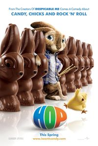 Hop (2011) Trejler Movie Poster