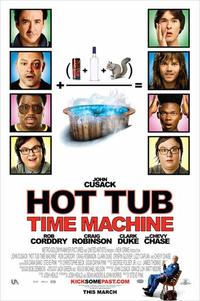 Hot Tub Time Machine (2010) Poster