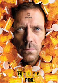 House M.D. Series Poster