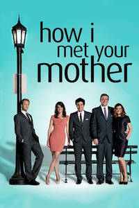How I Met Your Mother - Sezona 7 poster