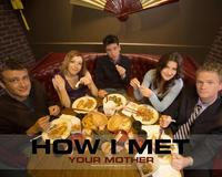 How I Met Your Mother Series Poster