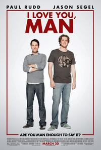 I Love You, Man (2009) Movie Poster