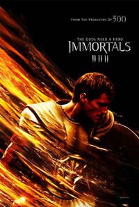 Immortals (2011) Trejler Movie Poster