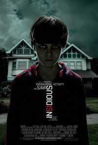 Insidious (2011) Trejler Movie Poster