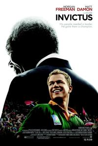 Invictus 2009 movie poster