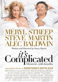It's Complicated 2009 Movie Poster