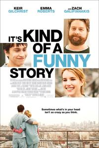 It's Kind of a Funny Story (2010) Trejler Movie Poster
