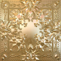 Jay-Z & Kanye West - Watch the Throne Album Cover