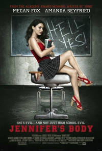 Jennifer's Body Movie Poster