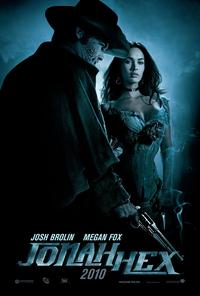 Jonah Hex (2010) Poster