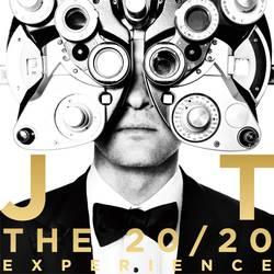 Justin Timberlake - The 20/20 Experience poster