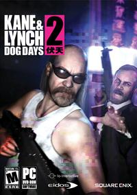 Kane and Lynch 2 Dog Days Poster