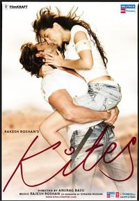 Kites (2010) Movie Poster