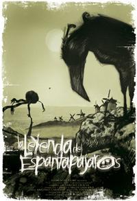 La Leyenda del Espantapajaros Kratki film Movie Poster