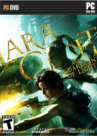 Lara Croft and the Guardian of Light Game Poster