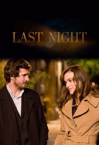 Last Night (2011) Trejler Movie Poster
