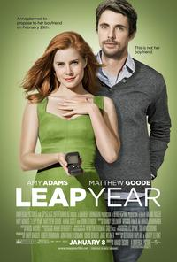 Leap Year 2010 Movie Poster